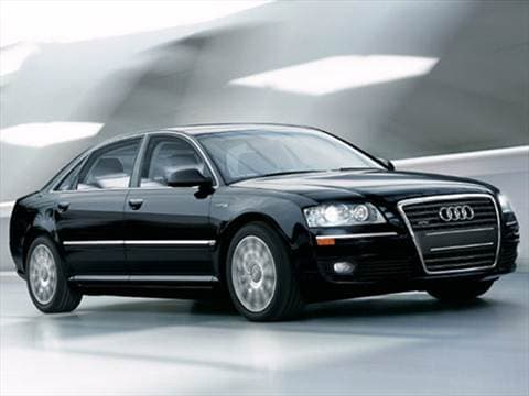 Audi A Pricing Ratings Reviews Kelley Blue Book - 2007 audi a8