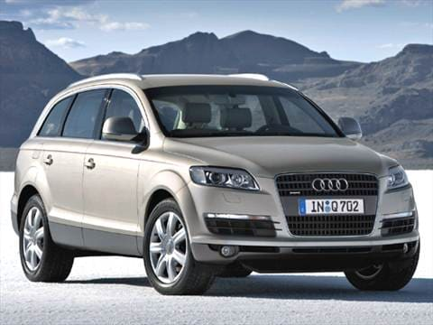 Audi Q Kelley Blue Book - Audi 07 car price
