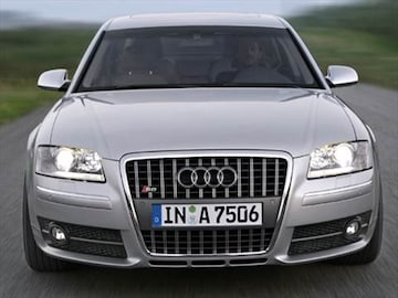 Audi S Pricing Ratings Reviews Kelley Blue Book - 2007 audi s8