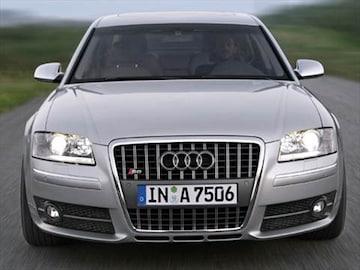 Audi S Pricing Ratings Reviews Kelley Blue Book - 2007 audi s8