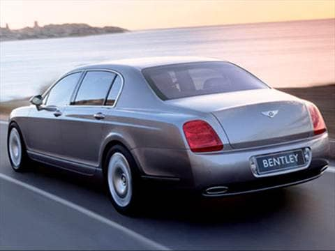 2007 bentley continental Exterior