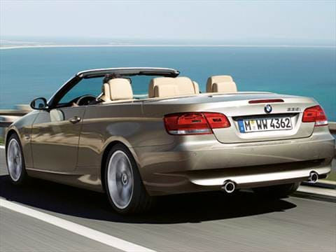 2007 BMW 3 Series 335i Convertible 2D  photo