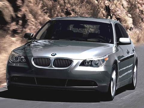 2007 bmw 5 series pricing ratings reviews kelley blue book. Black Bedroom Furniture Sets. Home Design Ideas