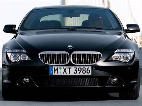 2007 BMW 6 Series 650i Coupe 2D  photo