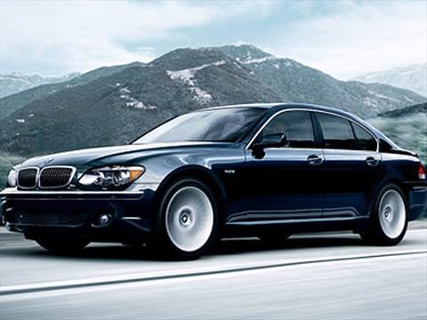 2007 Bmw 7 Series Pricing Ratings Reviews Kelley Blue Book