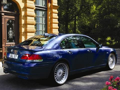 2007 BMW Alpina B7 | Pricing, Ratings