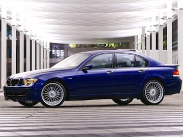 BMW Alpina B Pricing Ratings Reviews Kelley Blue Book - 2007 alpina b7 for sale