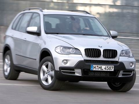 2007 bmw x5 pricing ratings reviews kelley blue book. Black Bedroom Furniture Sets. Home Design Ideas