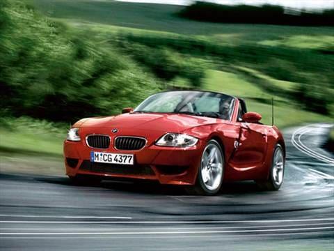 2007 bmw z4 m pricing ratings reviews kelley blue book rh kbb com BMW X5 Manual bmw z4 manual book