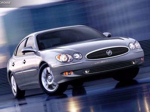 2007 buick lacrosse pricing ratings reviews kelley blue book. Black Bedroom Furniture Sets. Home Design Ideas
