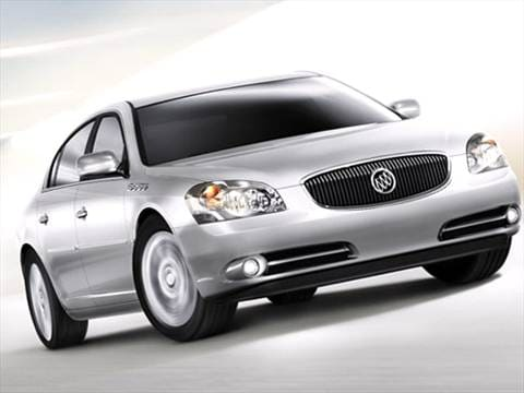 2007 Buick Lucerne Black >> 2007 Buick Lucerne Pricing Ratings Reviews Kelley Blue Book