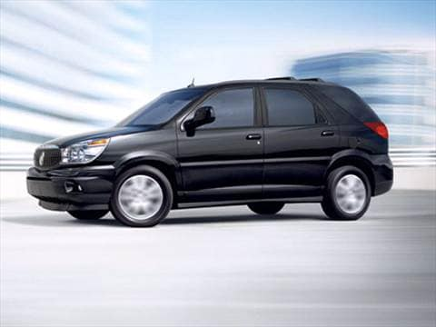 Used 2007 Buick Rendezvous for sale - Pricing
