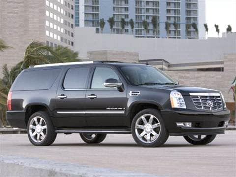 2007 Cadillac Escalade ESV Sport Utility 4D  photo
