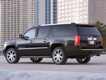 2007 cadillac escalade esv pricing ratings reviews. Black Bedroom Furniture Sets. Home Design Ideas