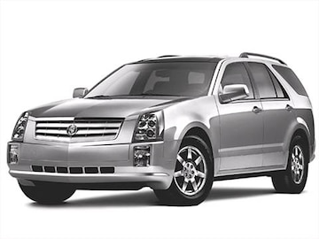 2007 cadillac srx pricing ratings reviews kelley. Black Bedroom Furniture Sets. Home Design Ideas