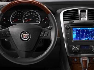 2007 Cadillac Srx Interior