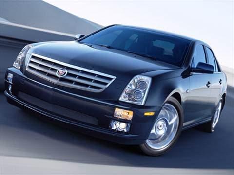 2007 Cadillac Sts Pricing Ratings Amp Reviews Kelley Blue Book