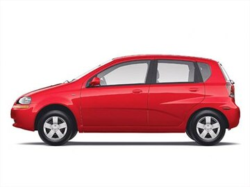 2007 chevrolet aveo pricing ratings reviews kelley. Black Bedroom Furniture Sets. Home Design Ideas