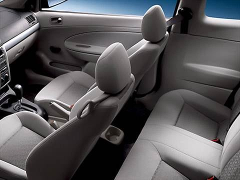 2007 chevrolet cobalt Interior