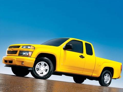 2007 Chevrolet Colorado Extended Cab LS Pickup 4D 6 ft  photo