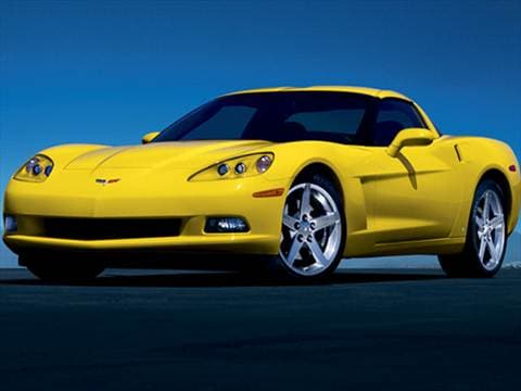 2007 Chevrolet Corvette Coupe 2D  photo