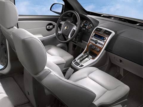 2007 Chevrolet Equinox Interior ...