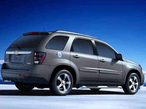 2007 Chevrolet Equinox LS Sport Utility 4D  photo