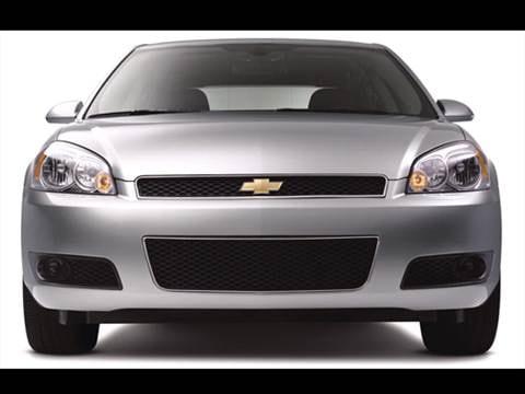 2007 Chevrolet Impala LT Sedan 4D Pictures and Videos ...