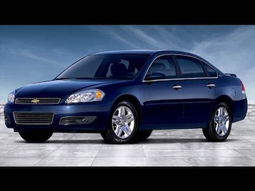 2007 Chevrolet Impala Pricing Ratings Reviews Kelley Blue Book