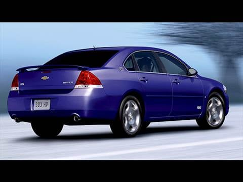 2007 Chevrolet Impala Lt Sedan 4d Pictures And Videos Kelley Blue Book