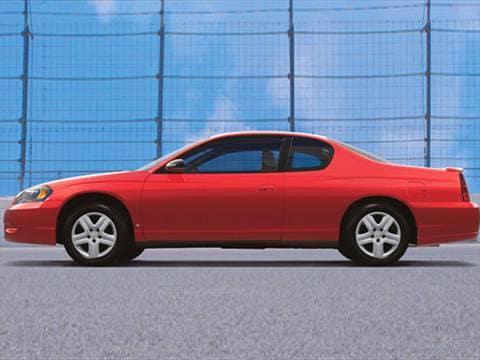 Chevrolet Monte Carlo Side Chmon