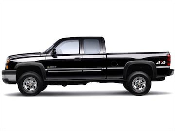2007 chevrolet silverado classic 2500 hd extended cab pricing ratings reviews kelley. Black Bedroom Furniture Sets. Home Design Ideas