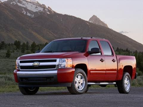 2007 Chevrolet Silverado 1500 Crew Cab LS Pickup 4D 5 3/4 ft  photo