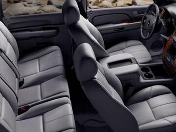 Chevrolet Silverado Crew Cab Secondrowseats Cts Cint