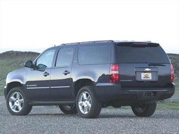2007 chevrolet suburban 2500 pricing ratings reviews kelley blue book. Black Bedroom Furniture Sets. Home Design Ideas