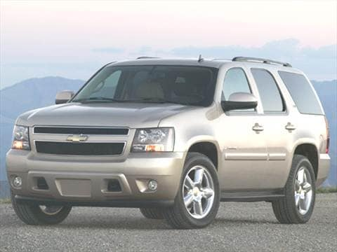 2007 Chevrolet Tahoe 16 Mpg Combined