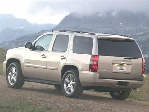 Chevy Tahoe 2007 >> 2007 Chevrolet Tahoe Pricing Ratings Reviews Kelley Blue Book