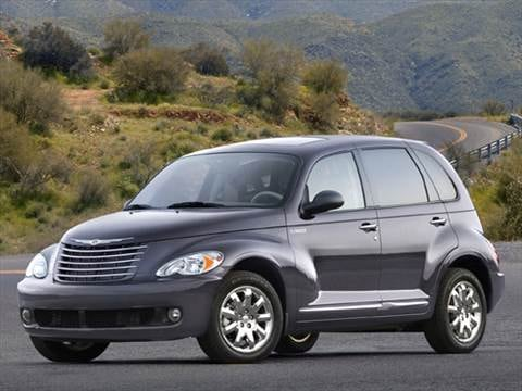 2007 chrysler pt cruiser Exterior