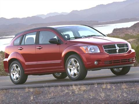 2007 Dodge Caliber Sport Wagon 4D  photo