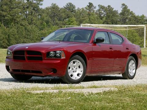 2007 Dodge Charger SRT8 Sedan 4D  photo