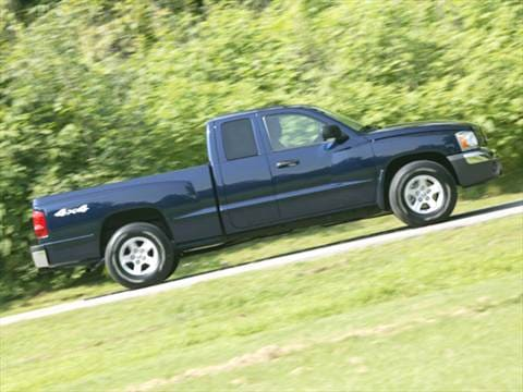 2007 dodge dakota club cab Exterior