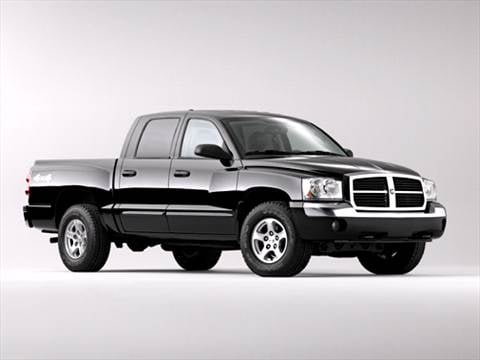 2007 Dodge Dakota Quad Cab SLT Pickup 4D 5 1/2 ft  photo