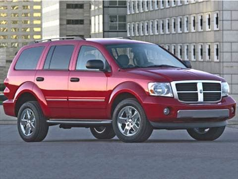 2007 Dodge Durango SXT Sport Utility 4D  photo