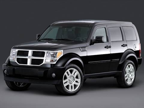Dodge Suv List >> 2007 Dodge Nitro Pricing Ratings Reviews Kelley Blue Book