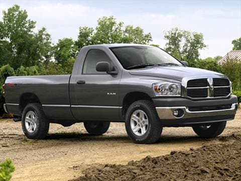 2007 Dodge Ram 1500 Regular Cab | Pricing, Ratings ...