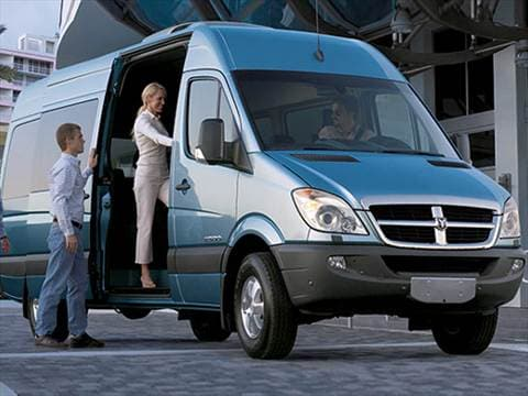 2007 Dodge Sprinter 2500 Cargo Kbb Consumer Rating