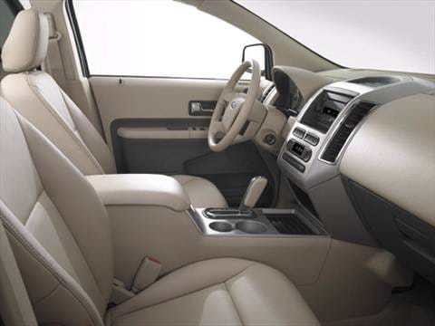 2007 ford edge Interior