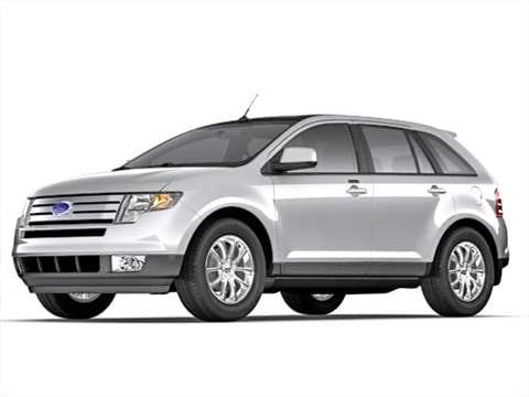 2007 ford edge Exterior
