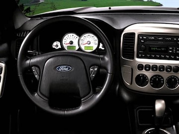 2007 Ford Escape Interior