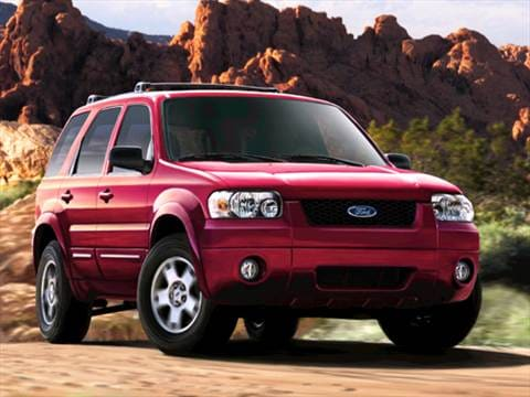 New Ford Explorer >> 2007 Ford Escape | Pricing, Ratings & Reviews | Kelley Blue Book